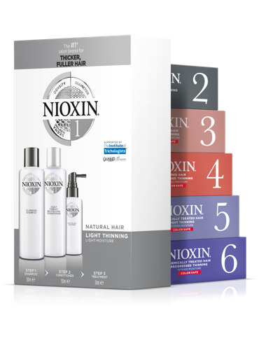 Effective Thinning Hair & Scalp Solutions | Nioxin