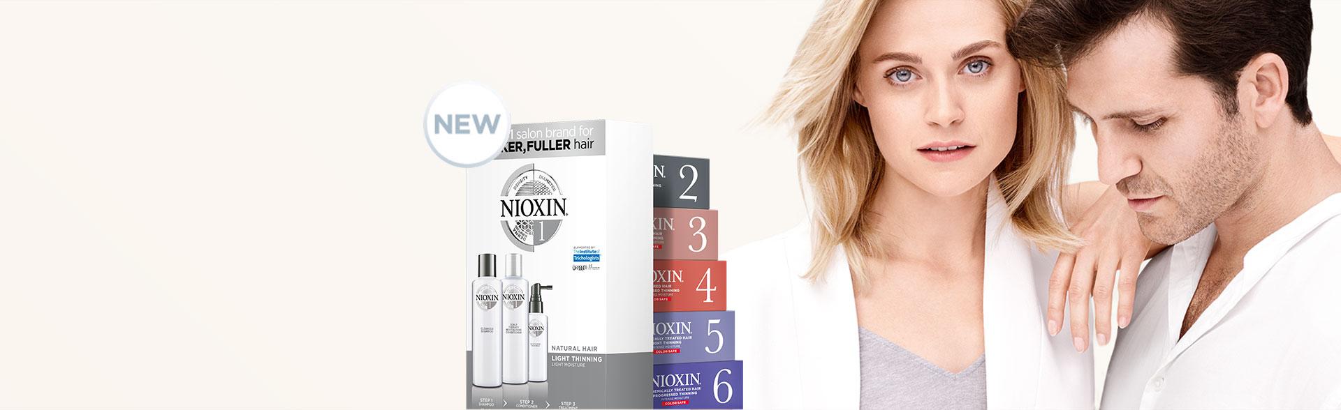 Produkt Index Nioxin Haarpflegeprodukte Entdecken Nioxin