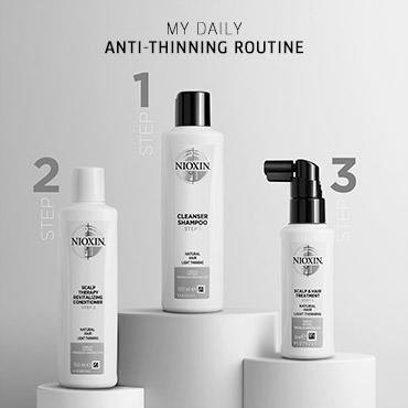 Hair Regrowth Treatment For Women Nioxin